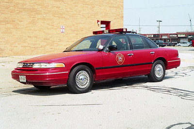 CRESTWOOD  CAR 2308   1996 FORD CROWN VIC
