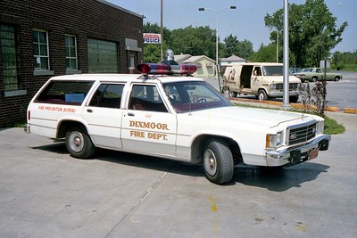DIXMOOR CHIEF  STATION WAGON
