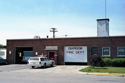 DIXMOOR FD  STATION