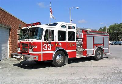 DIXMOOR ENGINE 2433   2003 E-ONE TYPHOON  1250-750   27675