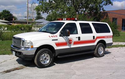 DOLTON FD CAR 1452