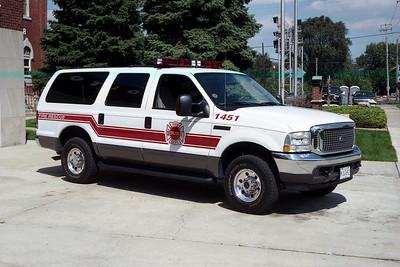 DOLTON CAR 1451