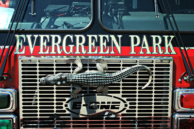 EVERGREEN PARK ENGINE 50 MASCOT