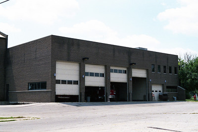 FORD HEIGHTS FD  STATION