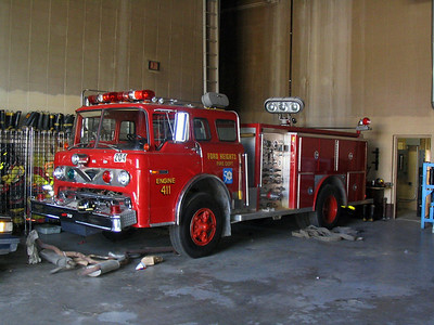 FORD HEIGHTS ENGINE 204  X-BRIDGEVIEW ENGINE 411