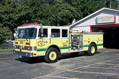 GARDEN HOMES FD  ENGINE 2353   1981  PIERCE ARROW   1000-500  E-0949