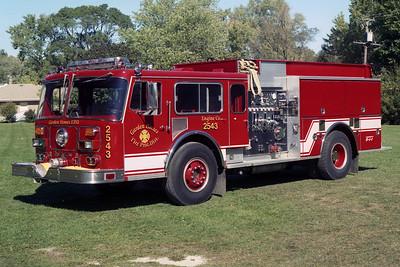 GARDEN HOMES FD  ENGINE 2543