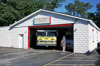 GARDEN HOMES FD STATION   TIGHT FIT