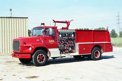 GATX REFINERY  ENGINE 2  FORD L - PIERCE