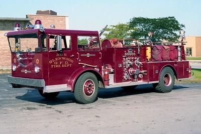 GLENWOOD FD  ENGINE 405  1967  ALFCO PIONEER   1250-300
