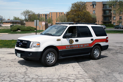 GLENWOOD FD  CAR 430  2011  FORD EXPEDITION