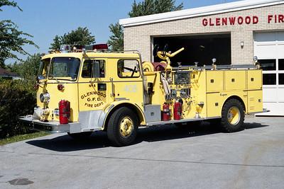 GLENWOOD FD  ENGINE 408  1973  SEAGRAVE   1500-500