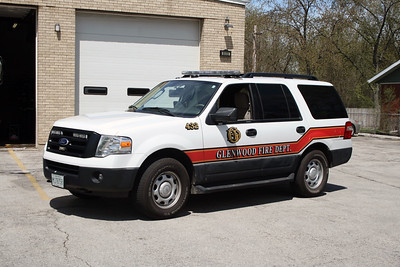 GLENWOOD FD  CAR 432  2011  FORD EXPEDITION