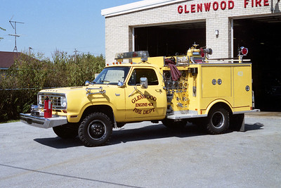 GLENWOOD FD  ENGINE 401  1976  DODGE 4X4 - MARION   400-250