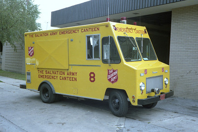 SALVATION ARMY CANTEEN 8
