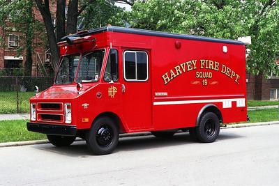 HARVEY FD  SQUAD 19