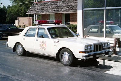 HAZEL CREST FD  CAR 1220