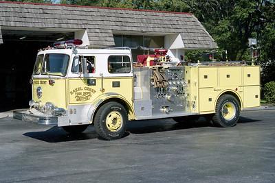 HAZEL CREST FD  ENGINE 1224  1973 SEAGRAVE   1500-500