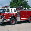 HAZEL CREST SQUAD 1220  1981 IHC CO-1910 - WELCH   500-400  AFTER REHAB