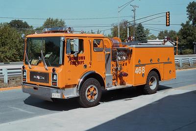 HOMETOWN FD  ENG 468  1982 MACK MC  1250-500  BF