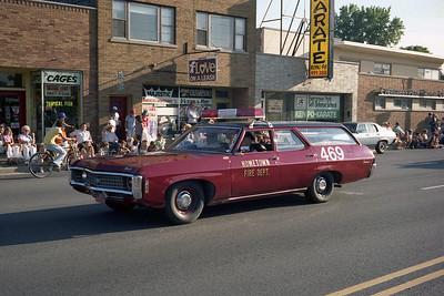 HOMETOWN CAR 469