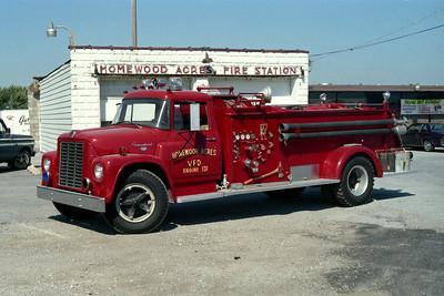 HOMEWOOD ACRES  ENGINE 131