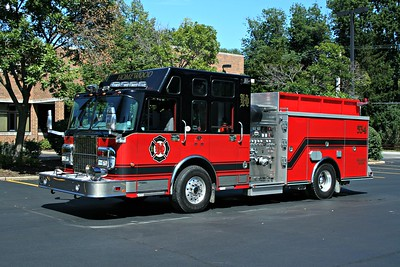 HOMEWOOD FD  ENGINE 534