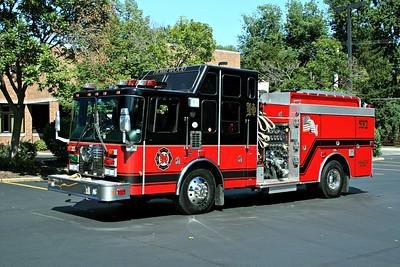 HOMEWOOD FD  ENGINE 532