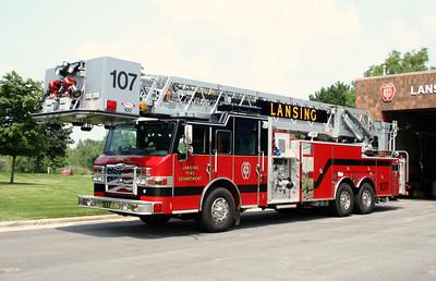 LANSING FD  TOWER 107