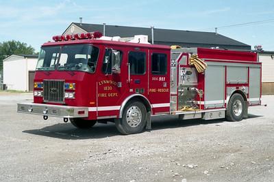 LYNWOOD  ENGINE 1830  1994 SENTRY  1250-500    13443