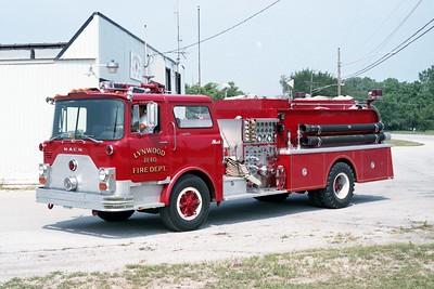LYNWOOD  ENGINE 1840  1978  MACK CF  1250-1000  CF685F12-2032