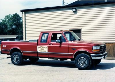 LYMWOOD  CAR 1800  FORD F150