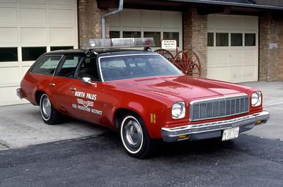 NORTH PALOS CAR 806   BUICK WAGON
