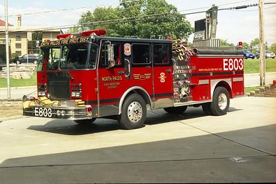 NORTH PALOS ENGINE 803