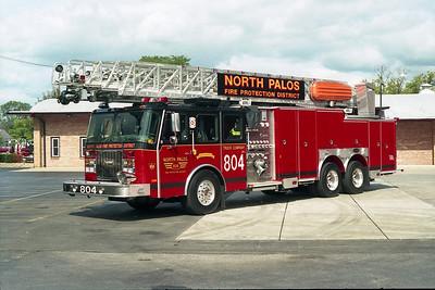 NORTH PALOS TRUCK 804 E-ONE