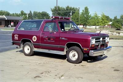 OAK FOREST  CAR 901  1989 DODGE RAM