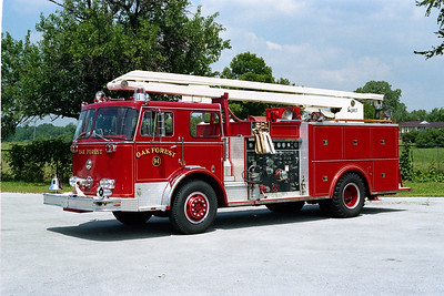 OAK FOREST ENGINE 94   1971 SEAGRAVE-PIERCE-SNORKEL   1250-500-50' SQURT    7264-C