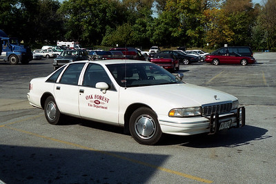 OAK FOREST CAR 990  1993 CHEVY CAPRICE