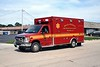 PALOS HEIGHTS  AMBULANCE 6422  2016 FORD E450 - ROAD RESCUE