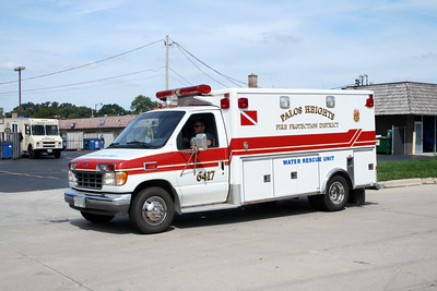 PALOS HEIGHTS  WATER RESCUE 6417
