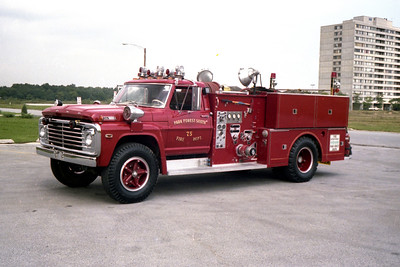 PARK FOREST SOUTH  ENGINE 75