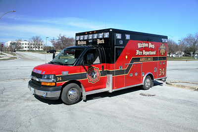 RICHTON PARK  AMBULANCE 34