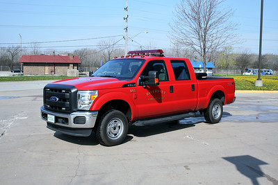RIVERDALE  UTILITY 893  FORD F250