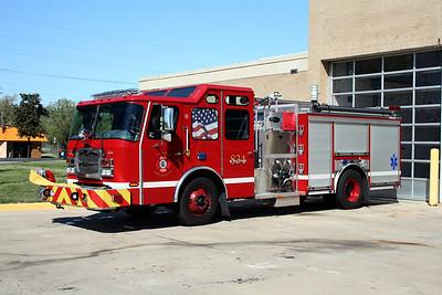 RIVERDALE FD ENGINE 834  2011  E-ONE TYPHOON   1500-1000   #36710