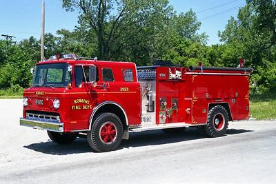 ROBBINS 2923 1986 FORD C - FMC  1000-750