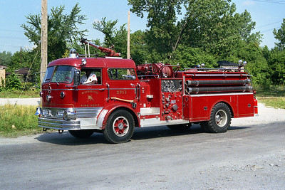 ROBBINS 2943  1965 MACK C95  1000-750