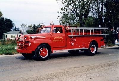 ROBBINS ENG 2  1952 FORD DARLEY  500-500
