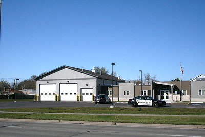 SOUTH CHICAGO HEIGHTS FD  STATION