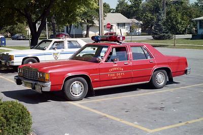 THORNTON FD  CAR 700  1982  FORD LTD