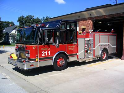 TINLEY PARK FID ENGINE 211